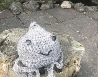 Crochet Toy Jelly Fish
