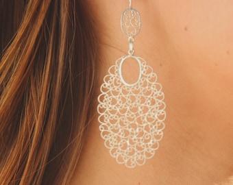 ENCAJE - earrings