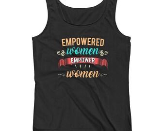Empowered Women Empower Women Ladies' Tank