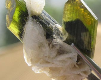 Wow 67 Carats collector piece of Astaknala Tourmaline from Skardu Pakistan