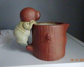 Gempo pottery Koala Jug.