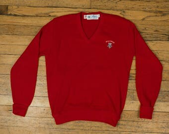 Wisconsin Badgers Knit Sweater