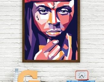 Lil Wayne Limited Artwork