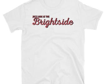 Lil Peep Merch / Lil Peep Brightside Shirt / Just look at the Brightside / Lil Peep Goth Boi Clique Shirt / Lil Peep Shirt