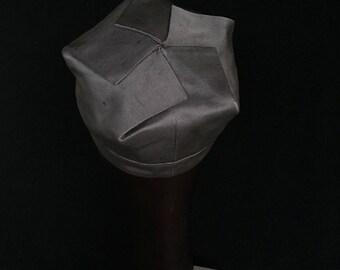 CYCLONE CAP - Grey Slate Silk
