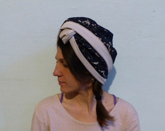 Turban, Turban Headband, Turban Wrap, Lace Turban, Turban Style, Fashion Turban, Woman Hat,Woman Accessories, Vintage Turban, Headwrap Women