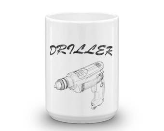 Driller Spartees Mug