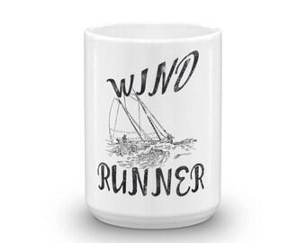 Wind Runner Black Spartees Mug