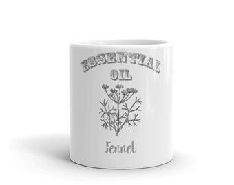 Essential Oil Fennel Mug
