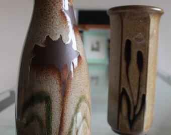 Two amazing German Scheurig vases