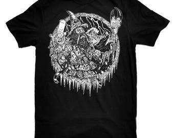 Sea Wizard tshirt