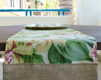 TABLE RUNNER - Outdoor - Orchids