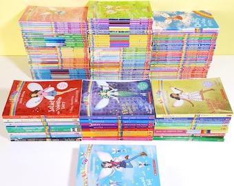 130 x Rainbow Magic Fairies Children Chapter Series Books Big Lot Daisy Meadows
