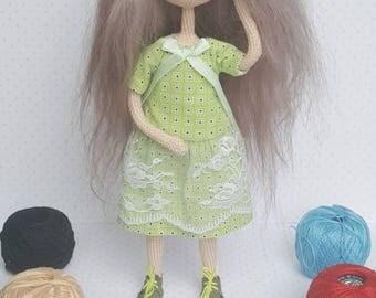 140 Crochet Dolls