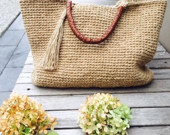 bag wicker bag