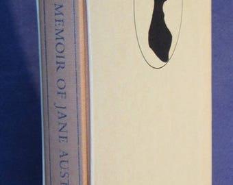 A Memoir of Jane Austen by J. E. Austen-Leigh - Folio Society