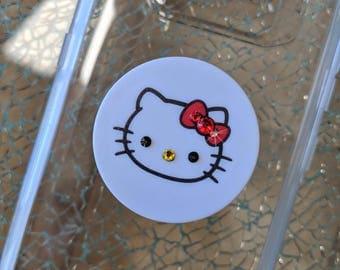 Hello Kitty Crystal PopSocket