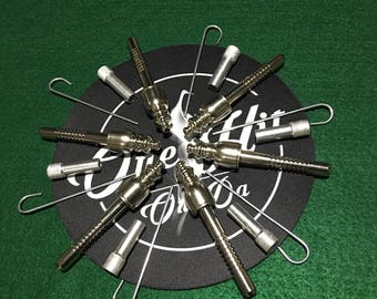 6 PACK - One Hitter Bowls- One Hit Bats For Smoking By OneHitOneDa