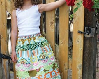 Jelly Bean JELLY ROLL Skirt Pattern