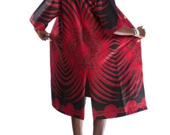 African wax print super wax cotton Hollandaise Ankara dashiki kitenge women African traditional jacket