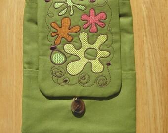Amoeba Shapes handbag