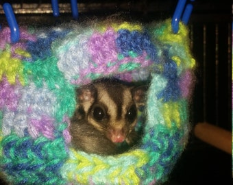Sugar Glider Hanging Hut