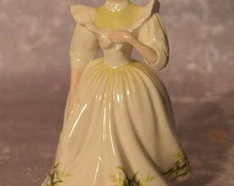 Royal Doulton Pretty Ladies Figure of the Month - January