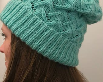 The Slouchy Wave Beanie