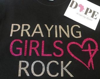 PRAYING GIRLS ROCK
