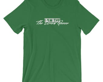 I Am The Lizard Queen T-Shirt