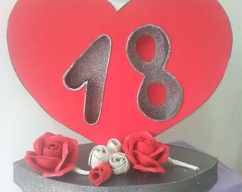 Number for eighteenth