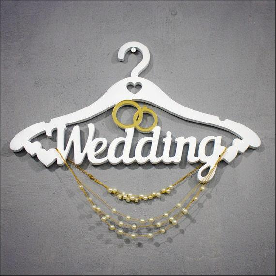 Decorative hanger Wedding Wedding Dress Hanger