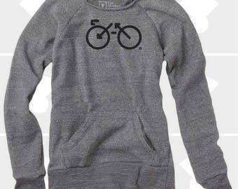 Bike - Women's Slouchy Sweatshirt