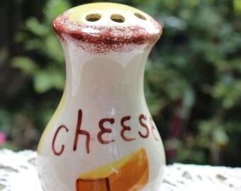 Vintage 1950's Era Parmesan Large Cheese Shaker