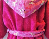 Girls-Bath-Robes-Ponies-H...