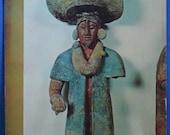 Terra Cotta figure Maya Culture Mexican Pavilion New York World's Fair 1965 Standard Postcard
