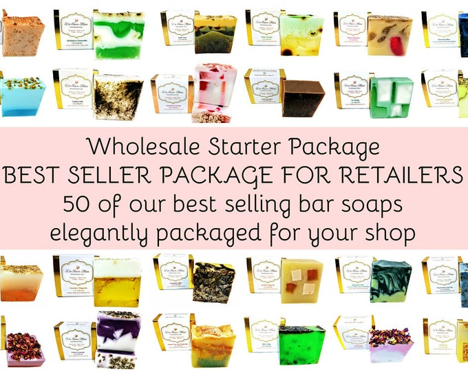50 bar wholesale soap package
