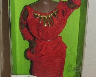 1979 BLACK Barbie in Original Box
