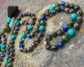 Turritella, Turquoise, Ch...