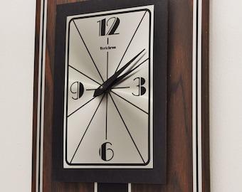 1960s Wall Clock Etsy