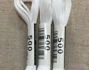 Cosmo Embroidery Floss #500