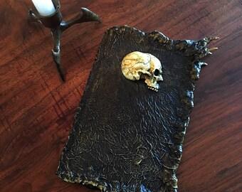 Skull Sketchbook