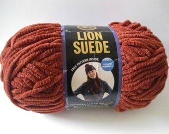 Lion Suede Spice Yarn