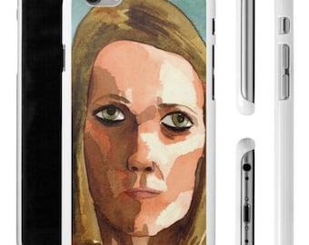 Margot Tenenbaum - iPhone and Samsung Galaxy Case