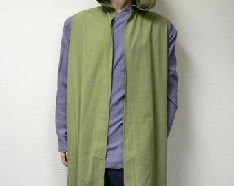 Jedi Robe, Jedi Cloak, Sleeveless Robe, Costume, Cosplay, Star Wars, Clearance Sale
