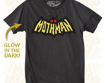 Mothman - Glow in the Dark (Gents)