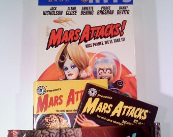MARS ATTACKS!  Gift Set