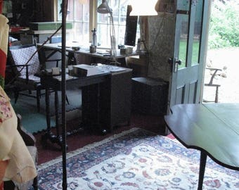 Antique Floor Lamp Etsy