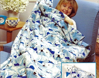 Pillow in a  Quilt Simplicity Sewing Pattern Book 0394