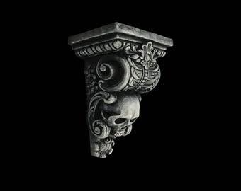 Skull Corbel